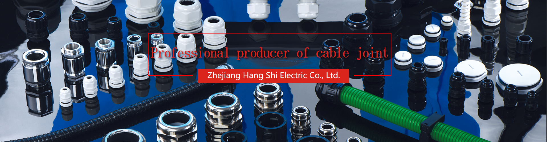 Waterproof joint - cable connector - nylon cable connector - copper cable connector - stainless steel cable joint